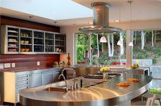 JN Aceros | Blog | Cómo decorar la cocina con electrodomésticos de acero inoxidable