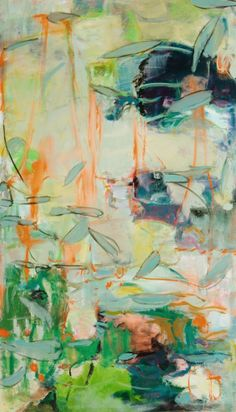 Title: Untitled  Artist: Terrell James (1955, American)  Year: 2011    Materials/Techniques: Oil on Canvas    Price $12,000    Measurements  Height: 5 ft. Depth: 2 in. Width/length: 40 in.