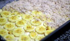 PANELATERAPIA - Blog de Culinária, Gastronomia e Receitas: Cuca de Banana do Rodrigo Hilbert