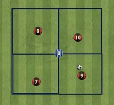 Soccer Practice Plans, Soccer Passing Drills, Soccer Skills, Soccer Tips, Soccer Art, Youth Soccer, Kids Soccer, Soccer Coaching, Soccer Training