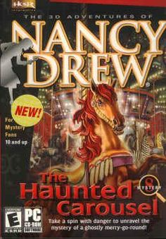 Nancy Drew game pictures | The Haunted Carousel - Nancy Drew Games Wiki