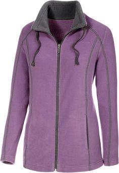 Classic Basics Fleece-Jacke in anschmiegsam weicher Qualität für 22,99€. Fleece-Jacke mit 2 Taschen, Polyester, Figurumschmeichelnde Form, Reißverschluss bei OTTO