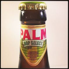 Plam Hop Select  #Palm #PalmBeer #HopSelect (at HopfenLiebe.com)
