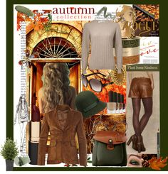 """""""Autumn Collection"""" by bdpotena on Polyvore"""