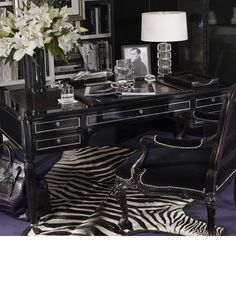 """""""Home Office Desks"""" By InStyle-Decor.com Hollywood, for more beautiful home office desk inspirations use our search box entering term """"desk"""" home office ideas, home office inspirations, home office organization, home office design, home office decor, home office furniture, desk, desk ideas, desk organization, desk decor, writing desk, writing desks, office desk, office desks, office ideas, office organization, office design, office decorating ideas, office furniture, office furniture design,"""