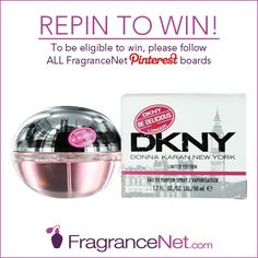 Re-pin! After we reach 1,000 Pinterest followers, we'll award this product to ONE lucky pinner who Repinned to WIN. Make sure to Follow All of FragranceNet.com boards