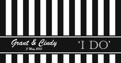All text and colours can be edited to suit your wedding Wedding Things, Wedding Gifts, Weddingideas, Company Logo, Suit, Colours, Artwork, Design, Wedding Day Gifts