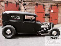 1929 Model A Sedan
