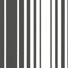"Elements Lewitt Barcode 33' x 20.5"" Stripes 3D Embossed Wallpaper"