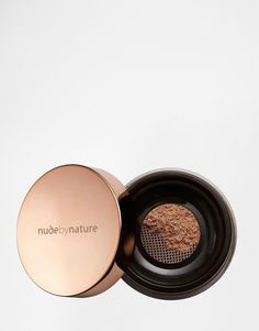 Mega fede Nude by Nature Radiant Loose Powder Foundation - Toffee Nude by Nature Make-Up til Damer i fantastisk kvalitet