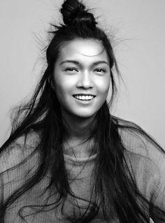 hair + smile
