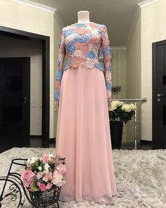 Satin Bridesmaid Dresses, Wedding Dresses, Event Dresses, Formal Dresses, Hijab Dress Party, Muslim Dress, Islamic Clothing, Fashion Sewing, Fashion 2020