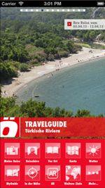 Hier lesen Sie alles über den neuen digitalen Reisebegleiter von Thomas Cook, Neckermann und Öger Tours.