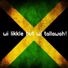 Jamaica. Small island with a big presence