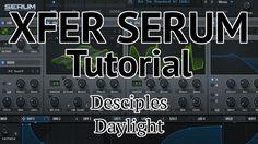 deep house serum tutorial