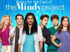 Books for the Characters of The Mindy Project