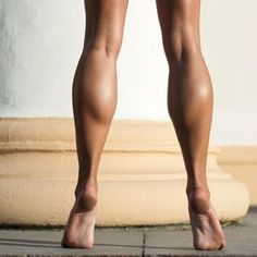 Top 2 Women's Calf Muscle Exercises. Since that seems to be one of the hardest places for me!