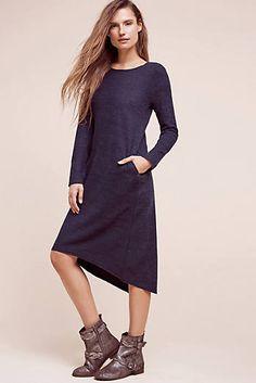 Crossback Knit Dress