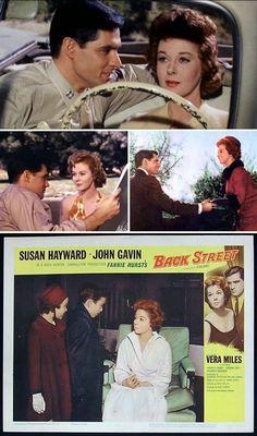 Susan Hayward & John Gavin in Back Street (1961)