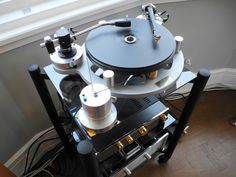 Audiophile Turntable, High End Turntables, Record Players, High End Audio, Phonograph, Hifi Audio, Audio Equipment, Audio System, Technology Gadgets