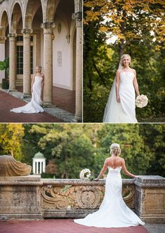 Stunning Bridal Portraits // Photos taken by birdsong photography