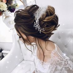Прически и Макияж N1 Москва LA (@elstile) • Фото и видео в Instagram Wedding Hairstyles, Instagram, Fashion, Moda, Fashion Styles, Wedding Hair, Wedding Hair Down, Bridal Hair Accessories, Fashion Illustrations