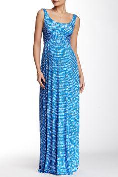 Petra Printed Maxi Dress by Rachel Pally Maternity on @HauteLook