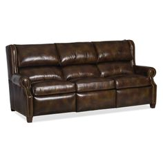 Han And Moore Ym90eabbt Motion Your Way Leather Sofa Available At Hickory Park Furniture Galleries