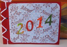 La Città di Carta: Calendario 2014 - Kalender 2014