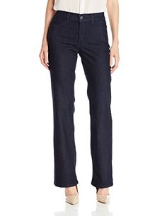 NYDJ Womens Sarah Boot Cut Jeans Denim 0     Visit the image link more 09e2dbf8ea