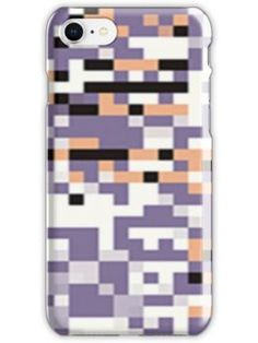b30dc612 MissingNo. iPhone 8 Cases Iphone 8 Cases, Iphone Wallet, Glitch, Ipad Case.  '
