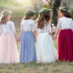 140 Kinder Hochzeit Outfits Ideen Hochzeit Blumenmadchen Kleid Kinder