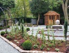 Garden Design & Planting #gardendesign #plantingdesign #gardenfeatures #raisedbed #reclaimedstone #gardenarches #waterfeature #fountain #summerhouse #shrubs #perennials #boxballs #englishgarden #victoriangarden #gardendesigncheshire #plantingdesigncheshire