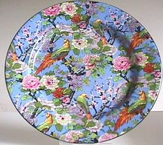 Royal Winton Chintz China Plates