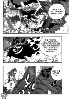Read manga Fairy Tail 413: The Book of END online in high quality