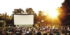 Movies Alfresco: Outdoor Cinema Season is Here - Arts & Entertainment - Broadsheet Sydney Plan Madrid, Doors Movie, Movies Under The Stars, Outdoor Cinema, Free Summer, Day For Night, Arts And Entertainment, How Beautiful, Movies To Watch