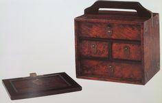18th century Chinese medicine chest