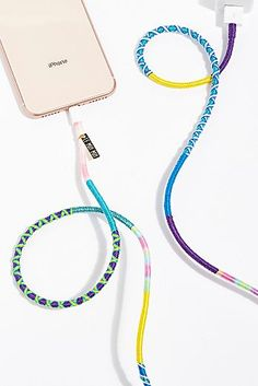 New Arrivals: Women's Clothing Le Pom Pom iPhone Charger Iphone 5 6, Iphone Charger, Best Iphone, Free Iphone, Electronics Projects, Electronics Gadgets, Computer Accessories, Tech Accessories, Cool Phone Cases