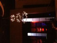 Chandelier made from christmas lights weddings by velda chandelier made from christmas lights weddings by velda pinterest christmas lights and wedding anniversary aloadofball Choice Image