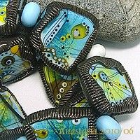 Awesome beads by Anastasia