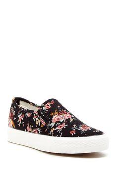Bucco+Tesla+Floral+Slip-On+Sneaker+by+Carrini+on+@nordstrom_rack