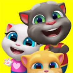 From the creators of insanely popular virtual pet games My Talking Tom, My Talking Tom My Talking Angela, My Talking Hank, and other worldwide successful Ipod Touch, Talking Tom 2, Fun To Be One, Have Fun, Really Fun Games, Toms, Virtual Pet, Animal Games, Pet Games