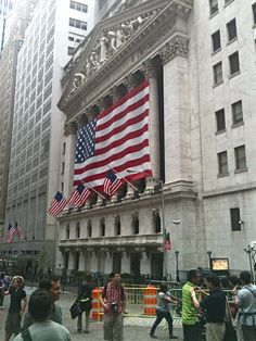 New York Stock Exchange; Wall Street