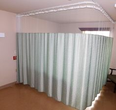Privacy Cubicle Curtains Are Durable, Top Quality And Feature A Triple  Thick 1.5 Inch Header