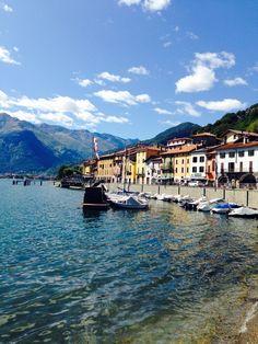 Peaceful Lake Como