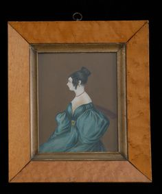 Portrait of a young eurasian lady for me it is chinese woman in framed painting 19th century portrait of a seated young woman wearing a blue dress unsigned fandeluxe Images