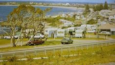 Mooloolaba Beach Caravan Park in the Photo: Mooloolaba Aussie Australia, Queensland Australia, Family Holiday Destinations, High Rise Building, Rock Pools, Sunshine Coast, Gold Coast, Caravan, Old Photos