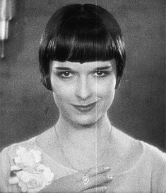 Louise Brooks gif Louise Brooks, Film Muet, Silent Film, Marlene Dietrich, Lost Girl, Mary, Hollywood, Movie Stars, Actresses