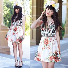 Tea with alice (by KANI (Connie) Cao) http://lookbook.nu/look/4274059-tea-with-alice
