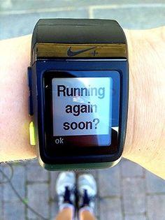 Running again soon?